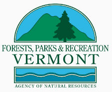 Forest Parks and Recreation Vermont logo, Agency of Natural Resources